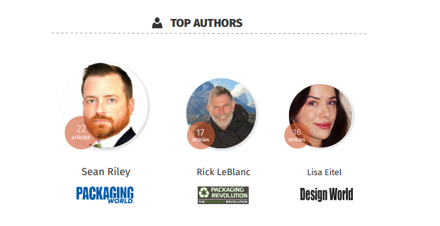 Authors - Pack Expo